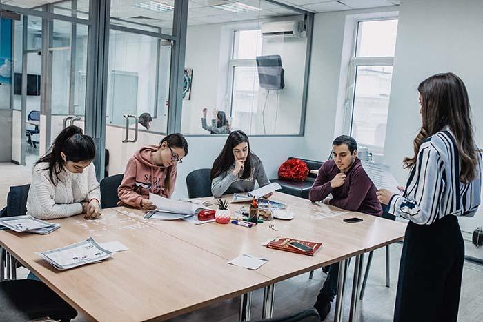 Изучение турецкого на курсах