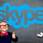 Английский по Скайпу для детей: занятия английским языком с ребёнком