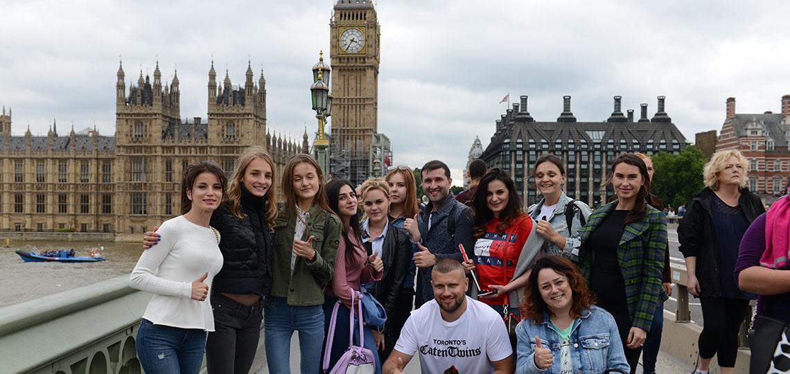 Поездки в Англию для изучения английского