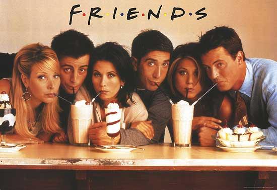 Сериал Friends