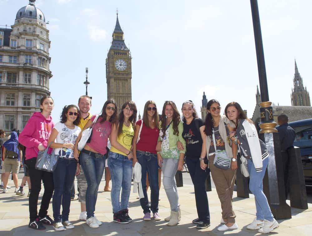 Поездки в Англию для детей