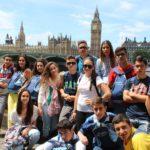 Обучение детей английскому языку в Англии