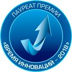 лауреат премии Время Инноваций 2018