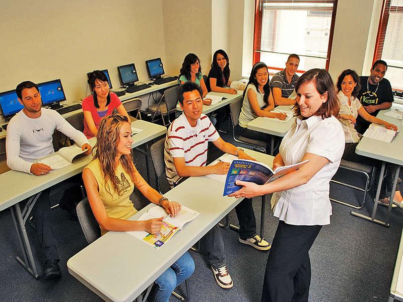 обучение английскому в нью йорке