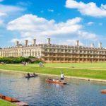 Поездки для изучения английского языка. Учимся и отдыхаем в Кембридже