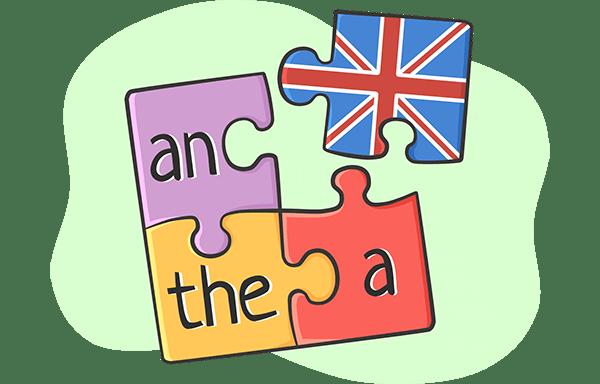 определенные и неопределенные артикли в английском языке