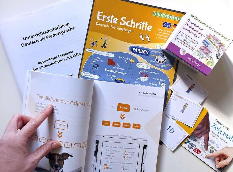 грамматика немецкого языка для начинающих