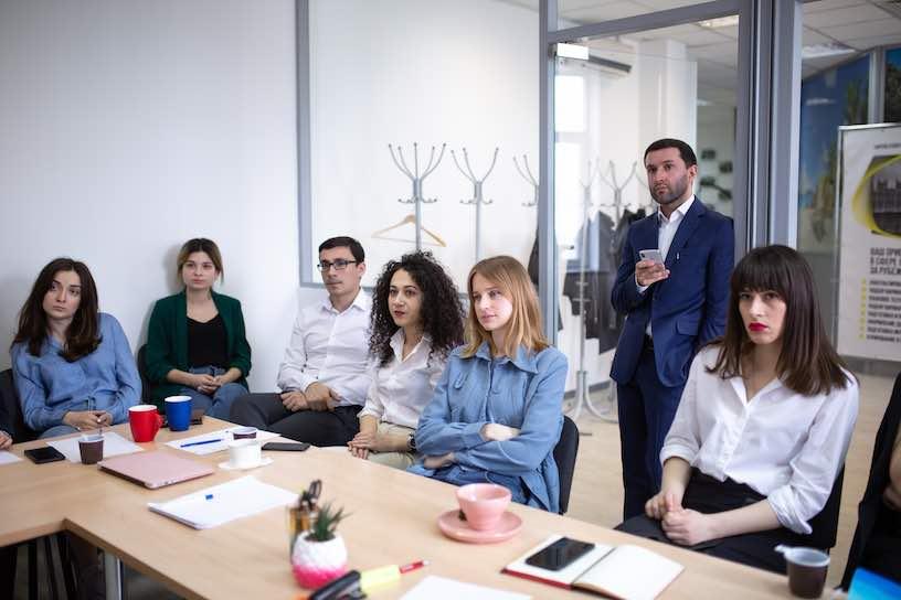 английский разговорный клуб в москве