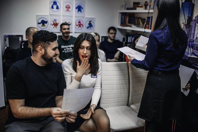 разговорный клуб английского языка в москве