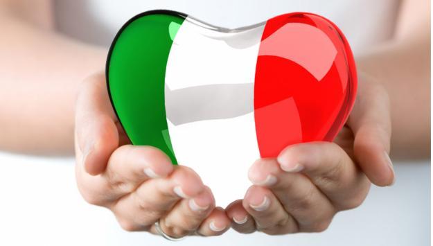 итальянский средний уровень