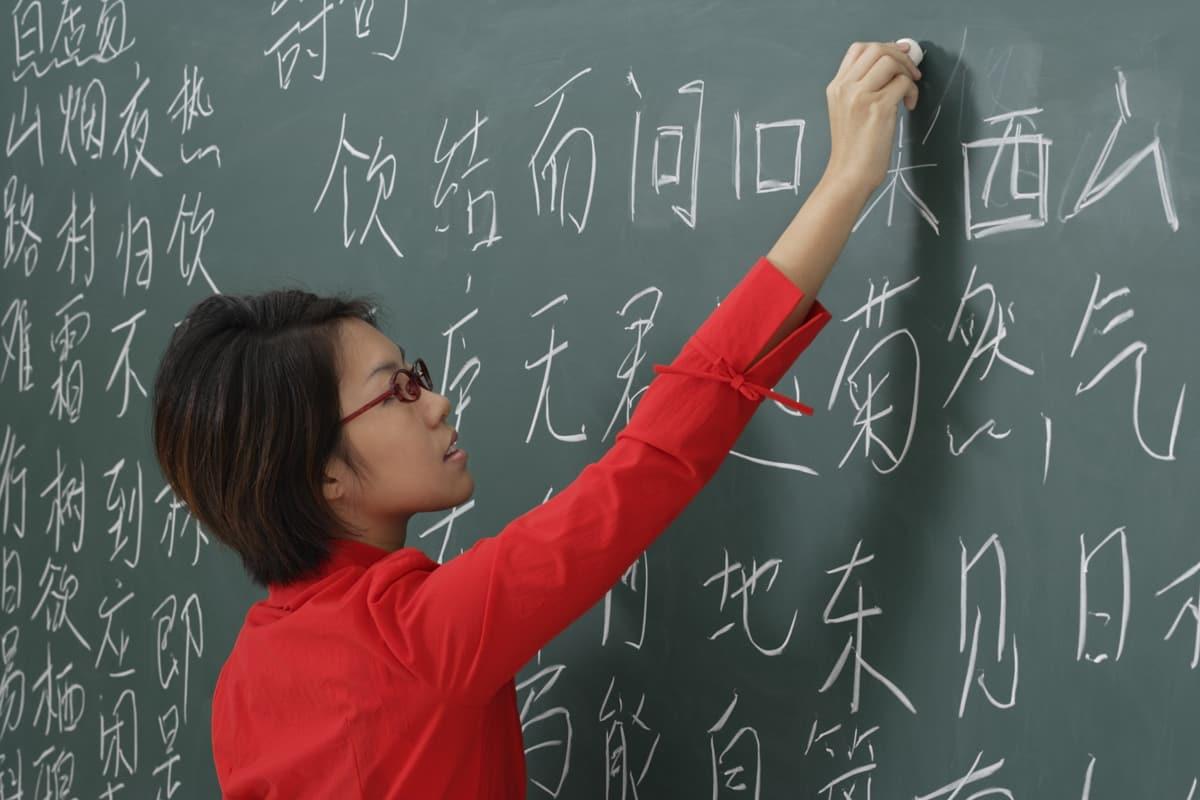китайский язык для организаций