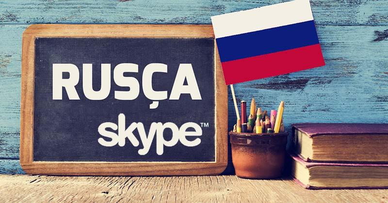 skype üzerinden rusça dersleri