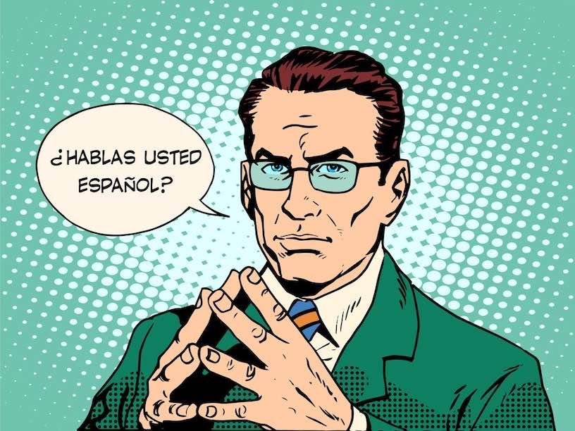 диалекты испании