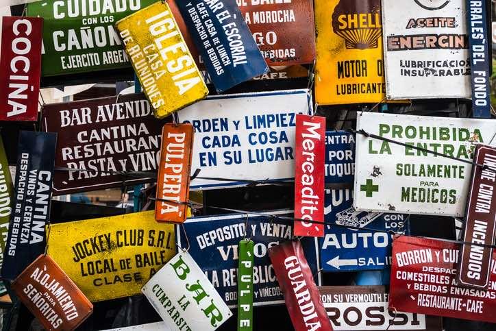 диалекты в испанском королевстве