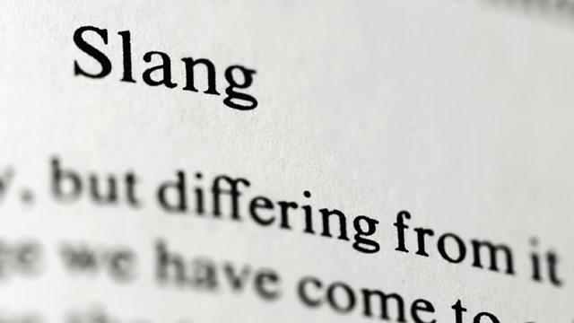 молодежный английский сленг