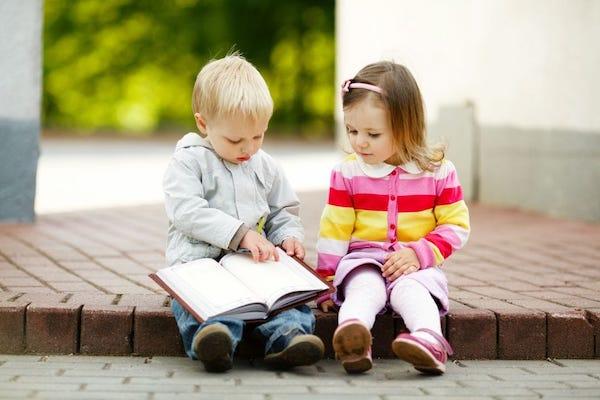 занятия английским для детей 3 лет