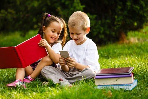 курсы английского для детей 5 лет