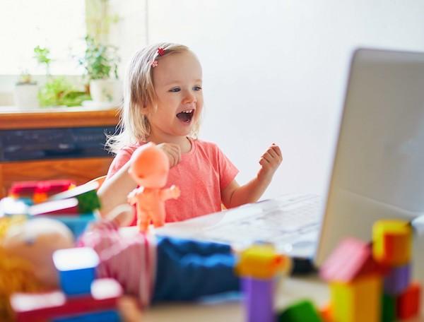 английский для детей 3 лет онлайн