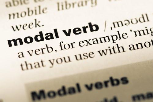 английский модальный глагол